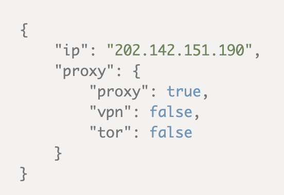 Prevent Proxy Users from Accessing Content